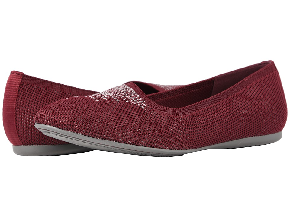SoftWalk Sicily (Burgundy) Women's Shoes