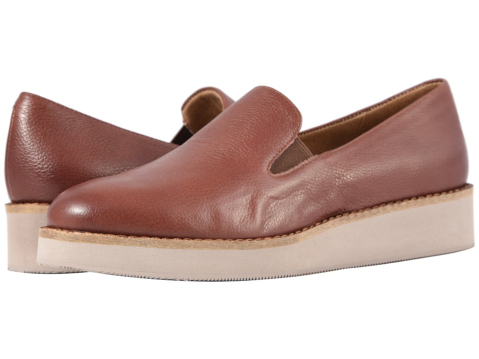 SoftWalk Whistle (Cinnamon) Slip-On Shoes