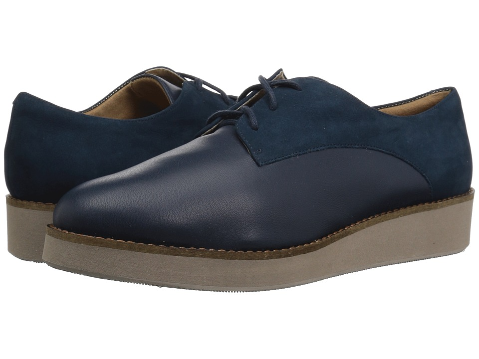 SoftWalk Willis (Dark Navy)