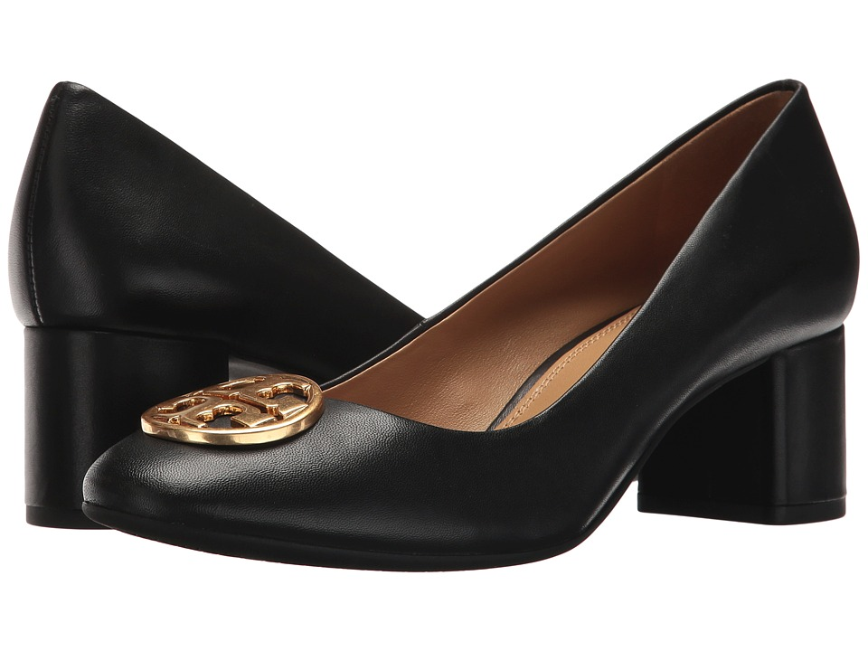 Tory Burch Chelsea 50mm Pump (Perfect Black) Women's Shoes