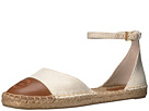 Tory Burch Color Block Ankle-Strap Espadrille