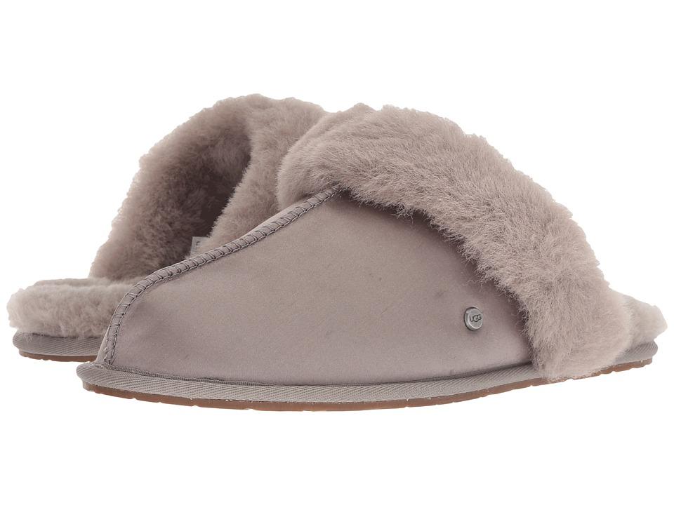 UGG Scuffette II Satin (Elephant) Slippers