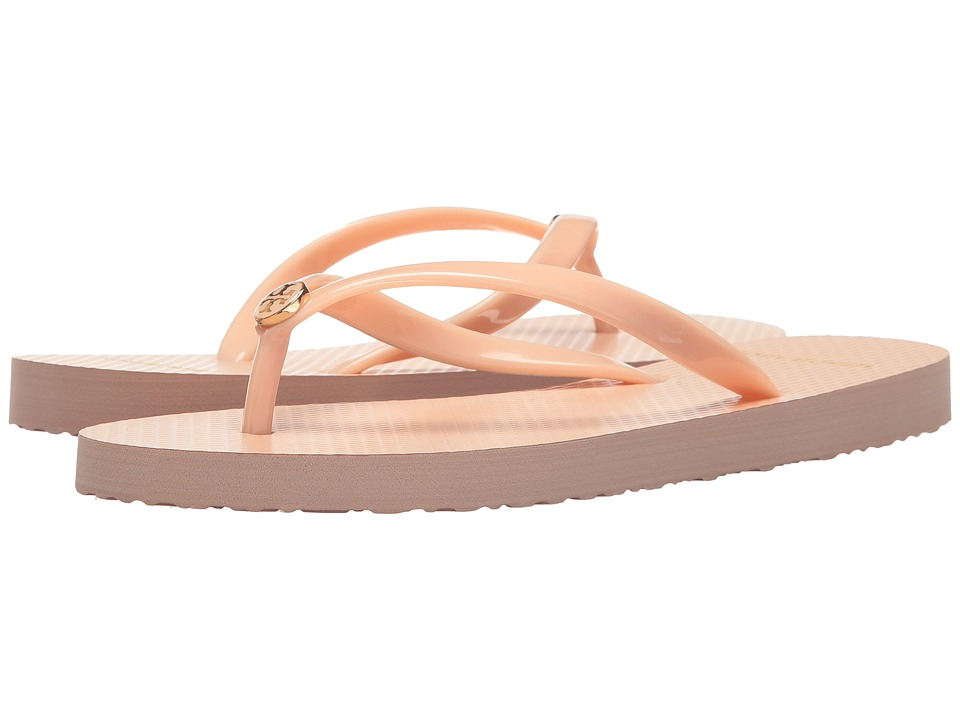 Tory Burch Thin Flip Flop (Perfect Blush) Sandals