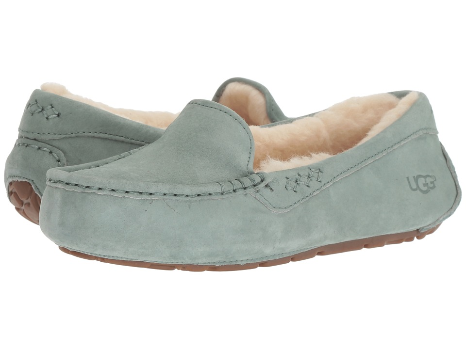 UGG Ansley (Sea Green) Slippers