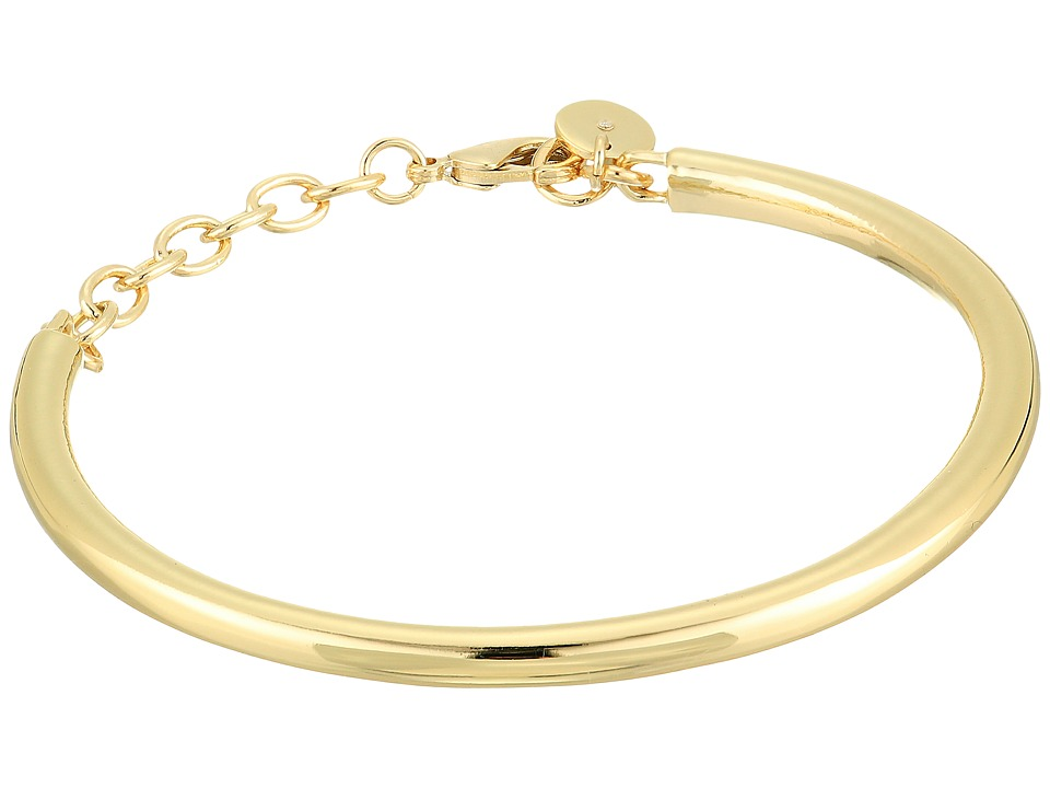 French Connection - Chain Cuff Bracelet (Gold) Bracelet