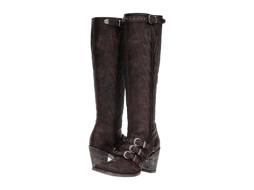 Old Gringo Roxy High (Chocolate) Cowboy Boots