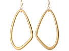 French Connection Large Statement Drop Earrings