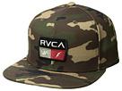 RVCA 9Volt Snapback