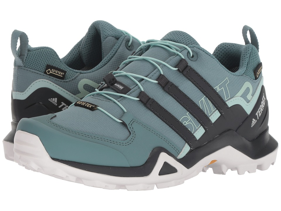 adidas Outdoor Terrex Swift R2 GTX (Raw Green/Carbon/Ash Green) Walking Shoes