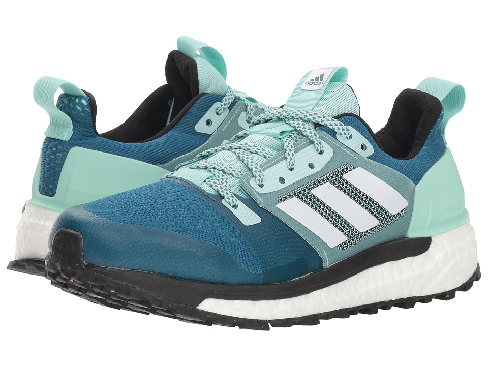 adidas Outdoor Supernova Trail (Real Teal/White/Clear Mint) Women's Running Shoes