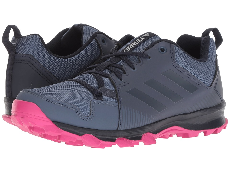 adidas Outdoor Terrex Tracerocker (Tech Ink/Trace Blue/Real Magenta) Women's Shoes