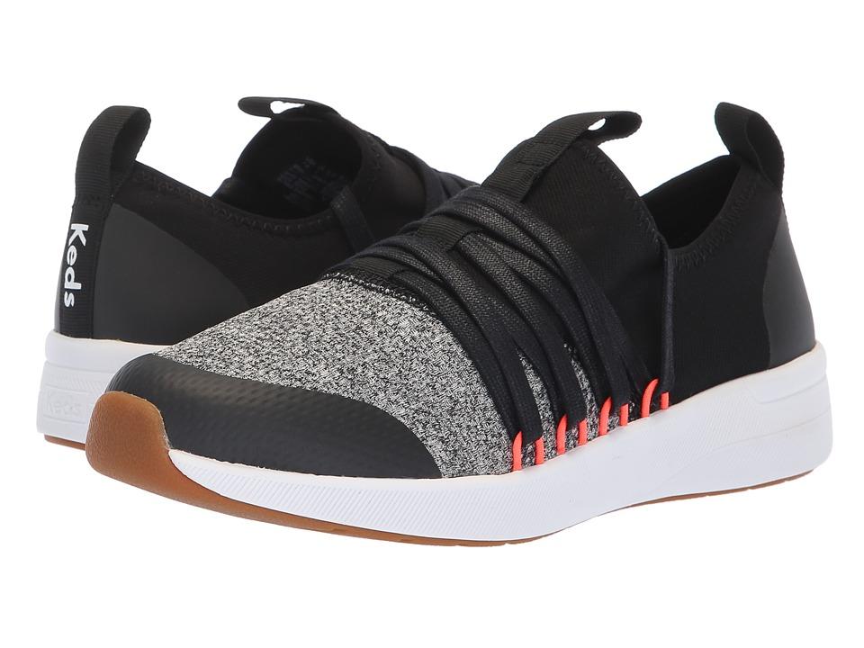 Keds Studio Flash (Black) Slip-On Shoes
