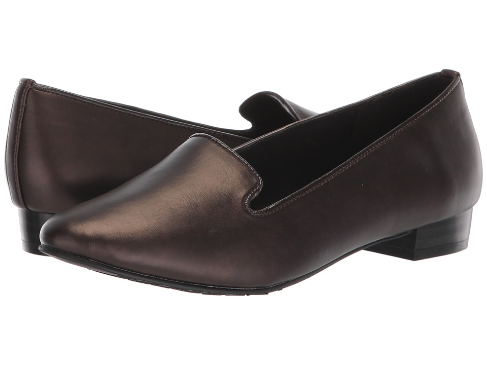Soft Style Charmy (Bronze Vintage) Women's Dress Flat Shoes