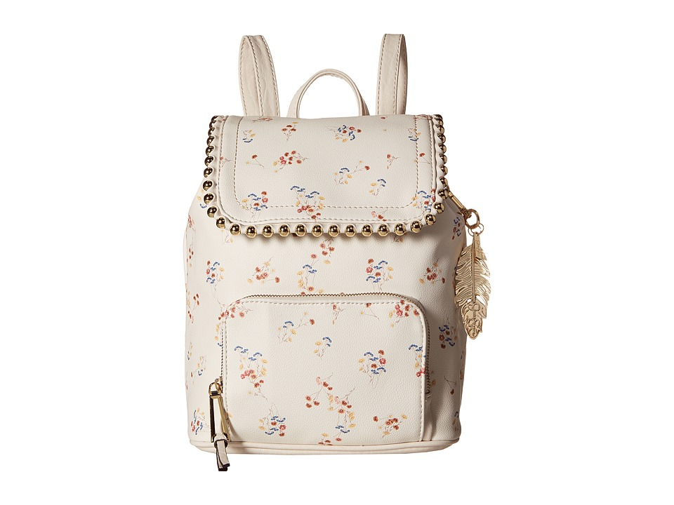Jessica Simpson - Camile Backpack (Gardenia Floral Bounty) Backpack Bags