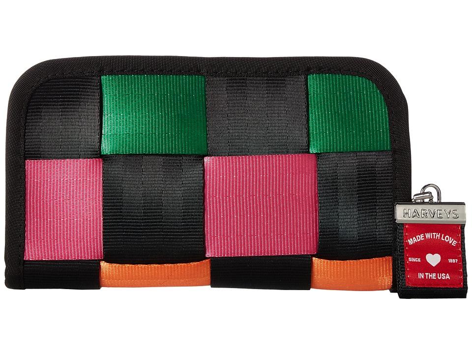 Harveys Seatbelt Bag - Classic Wallet (Tacos) Wallet Handbags