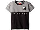 Nike Kids Nike(r) Air Short Sleeve Color Block Top (Little Kids)