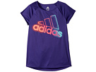 adidas Kids adidas Kids Short Sleeve Extraordinary Tee (Big Kids)
