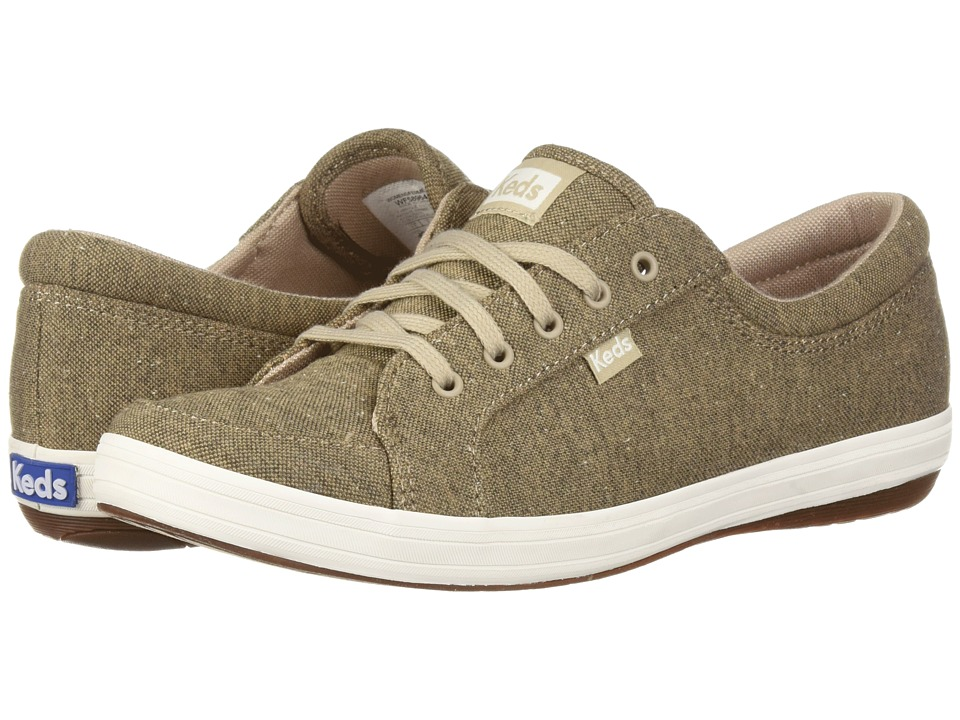 Keds Vollie II Speckled Knit (Walnut)
