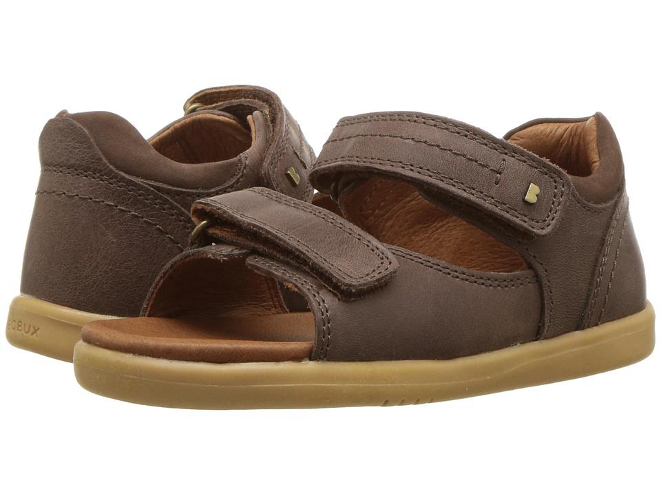 Bobux Kids - I-Walk Driftwood Sandal (Toddler) (Brown) Boys Shoes