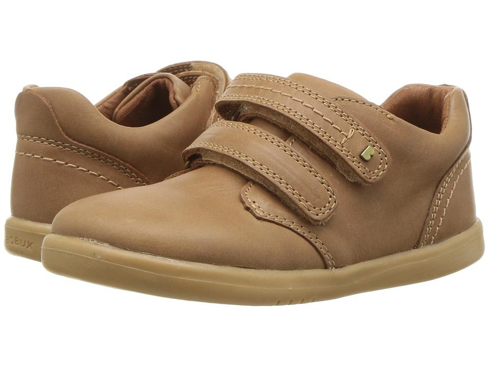Bobux Kids - I-Walk Port (Toddler) (Caramel) Boys Shoes