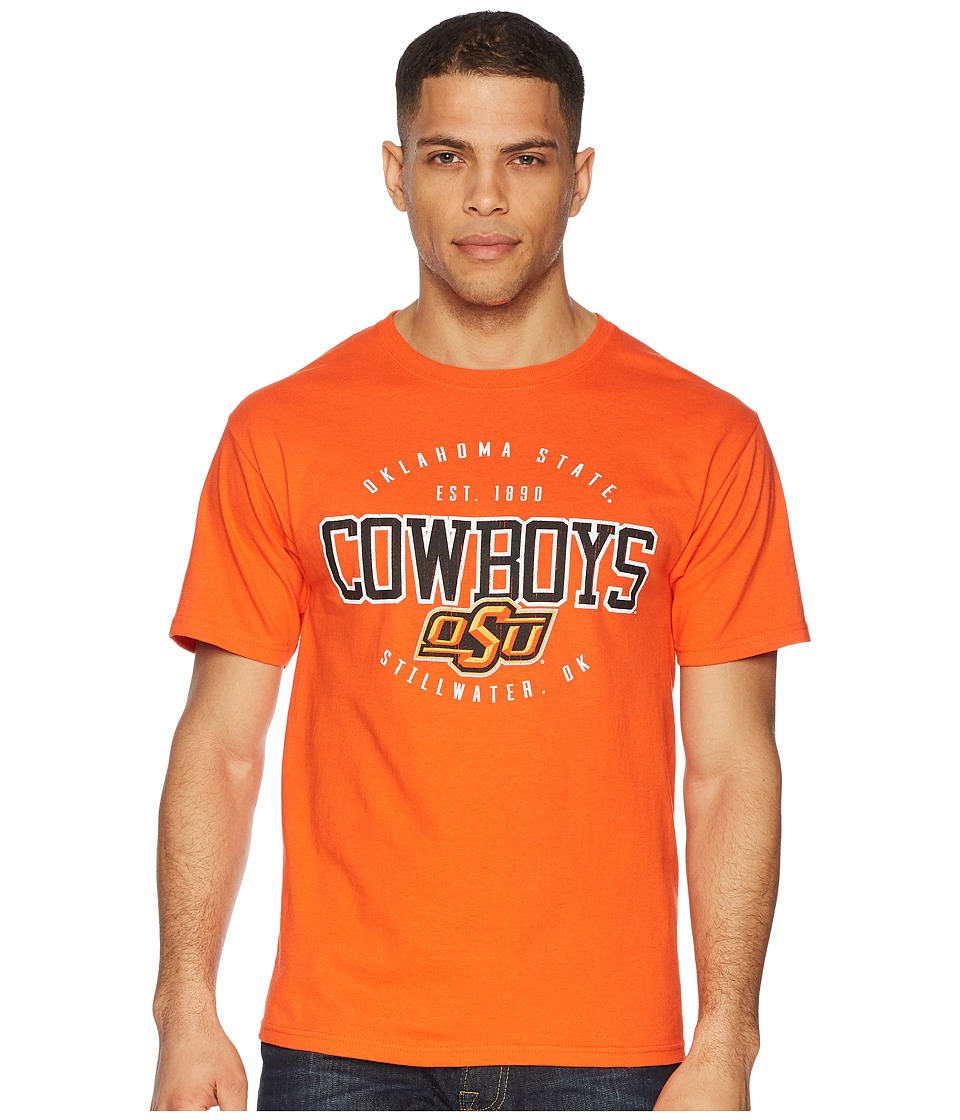 Champion College - Oklahoma State Cowboys Jersey Tee 2 (Orange) Mens T Shirt