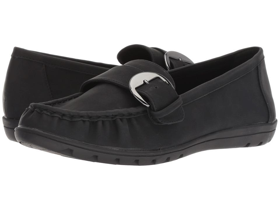 Soft Style Vivid (Black) Flats