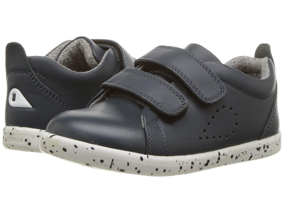 Bobux Kids - I-Walk Grass Court Trainer (Toddler) (Navy) Kids Shoes