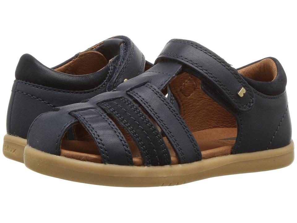 Bobux Kids - I-Walk Roam Sandal (Toddler) (Navy) Kids Shoes