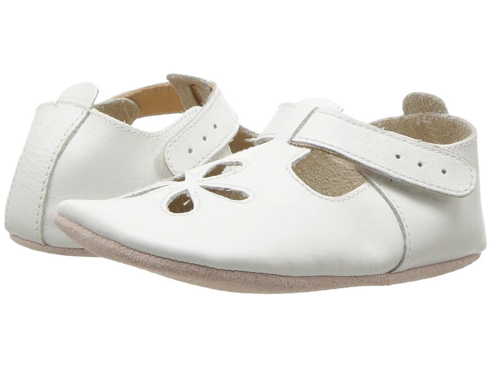 Bobux Kids - Soft Sole Sandal (Infant) (White) Kids Shoes