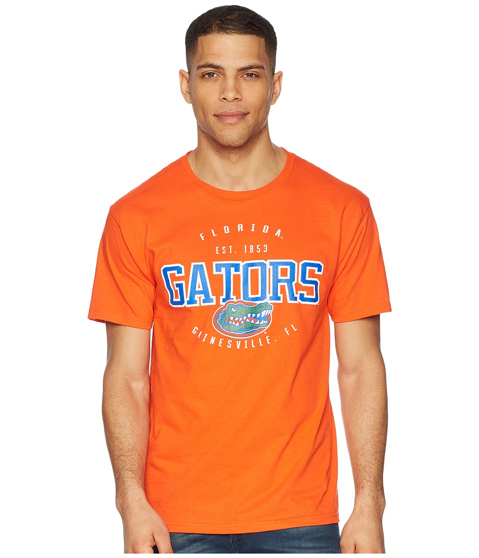 Champion College - Florida Gators Jersey Tee 2 (Orange) Mens T Shirt