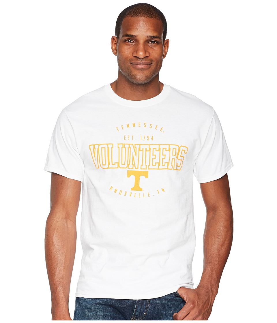 Champion College - Tennessee Volunteers Jersey Tee 2 (White) Mens T Shirt