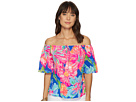 Lilly Pulitzer Sain Off-The-Shoulder Top