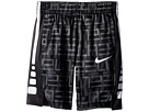 Nike Kids Elite All Over Print Stripe Short (Little Kids)
