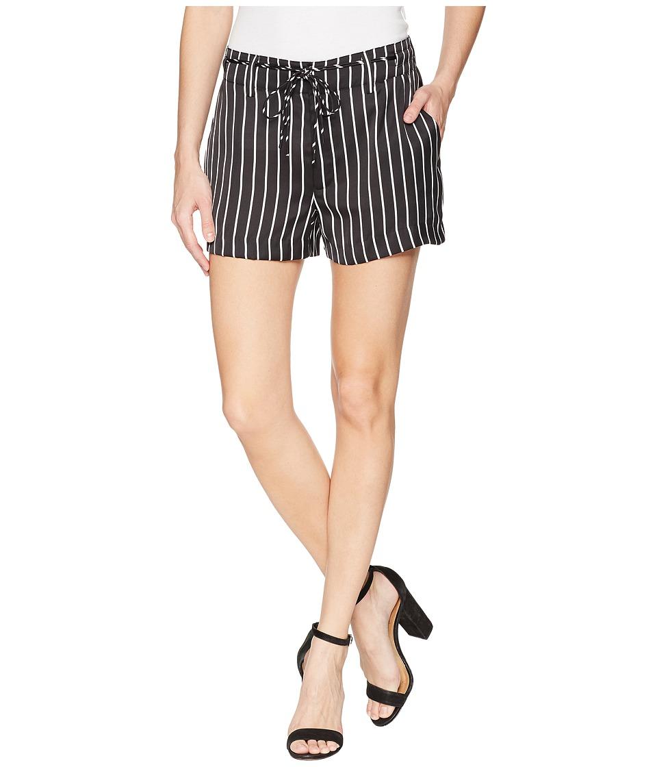 Kenneth Cole New York - Triple Tie Shorts (Street Stripe/Black) Womens Shorts
