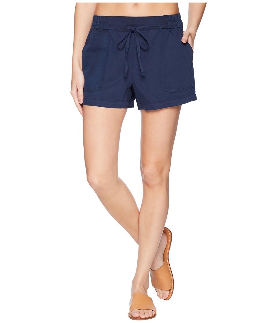 Kenneth Cole New York - Cargo Shorts (Indigo) Womens Shorts