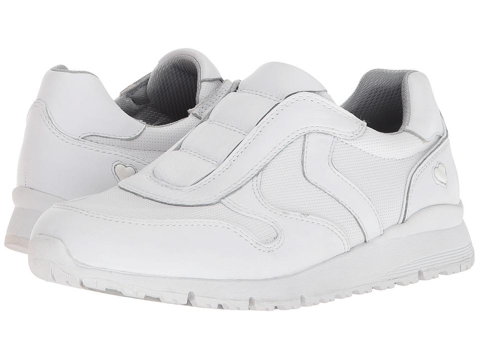 Nurse Mates Baylee (White) Slip-On Shoes