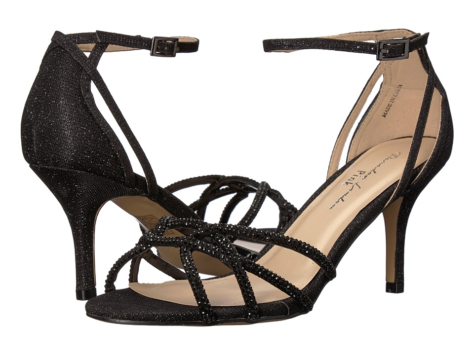 Paradox London Pink Majesty (Black) Women's Shoes