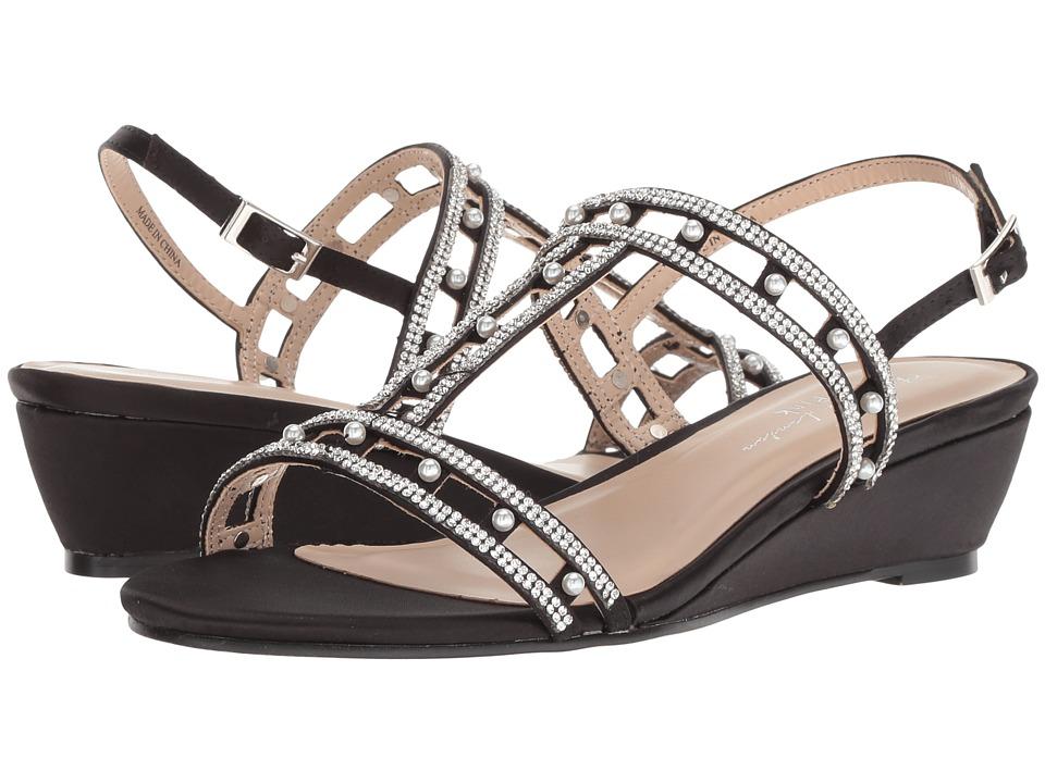 Paradox London Pink Kamara (Black) Women's Shoes