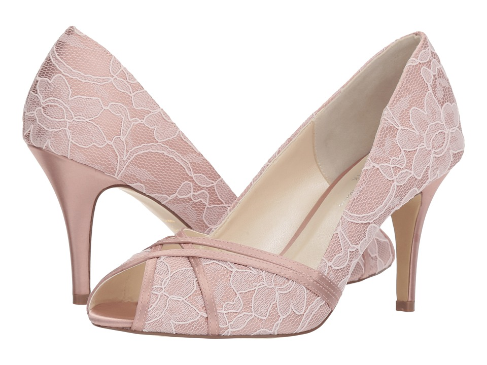 Paradox London Pink - Cherie (Blush) Womens Shoes