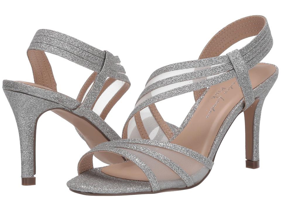 Paradox London Pink Marina (Silver) Women's Shoes