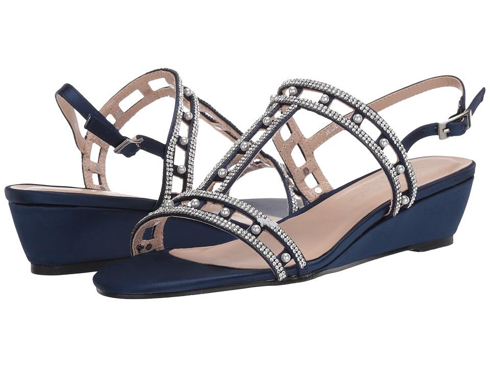 Paradox London Pink Kamara (Navy) Women's Shoes