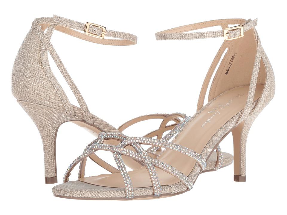 Paradox London Pink Majesty (Champagne) Women's Shoes