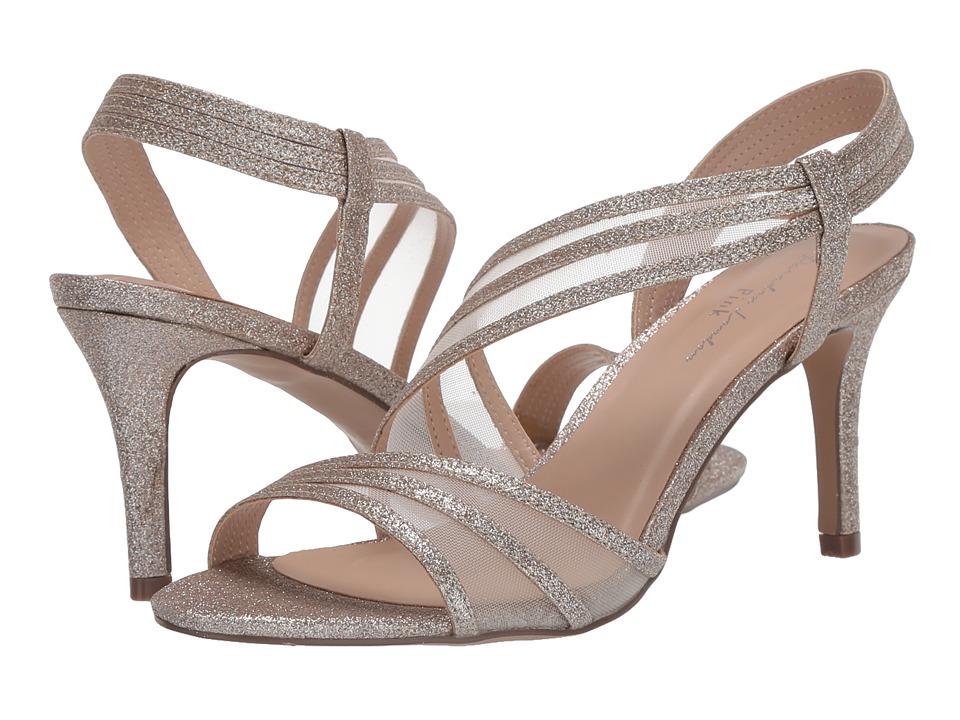Paradox London Pink Marina (Champagne) Women's Shoes