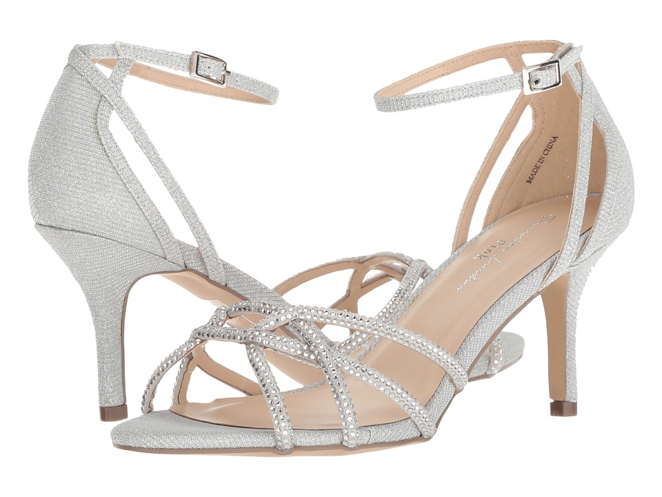 Paradox London Pink Majesty (Silver) Women's Shoes