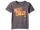 Under Armour Kids Heat Check Short Sleeve (Toddler)
