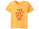 Under Armour Kids You Can't Stop Me Short Sleeve (Toddler)