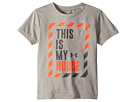 Under Armour Kids This Is My House Short Sleeve (Little Kids/Big Kids)