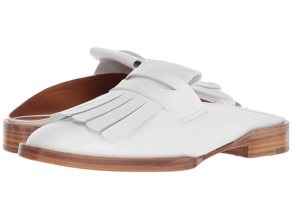 Clergerie Yumi (White) Women's Shoes