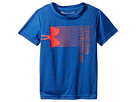 Under Armour Kids New Hybrid Big Logo Short Sleeve Tee (Toddler)