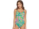 Lilly Pulitzer Azalea One-Piece Swimsuit